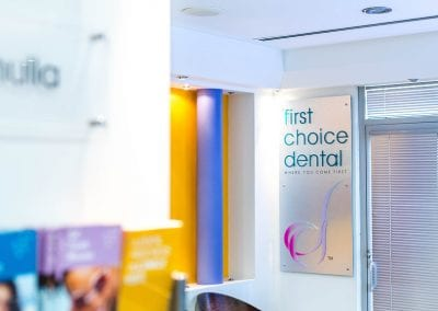 Our Practice First Choice Dental