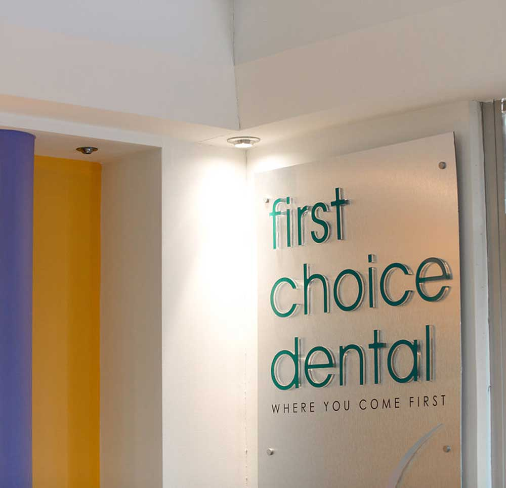 Bruxism & Grinding First Choice Dental